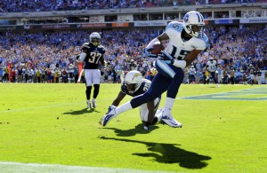Justin Hunter is ready to flash serious upside for your fantasy team