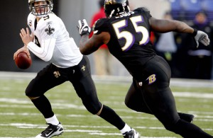 new orleans saints vs. baltimore ravens