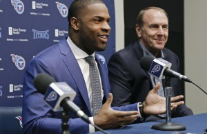 DeMarco Murray should see a more consistent workload in Tennessee