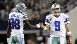 Dez and Romo