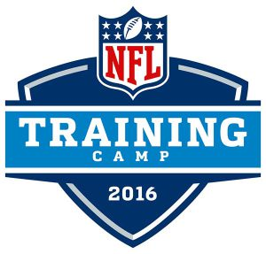 NFL Training Camp Logo