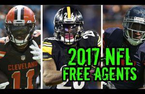 2017 Free Agents