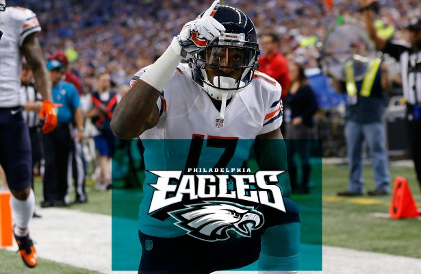 Jeffery to the Eagles